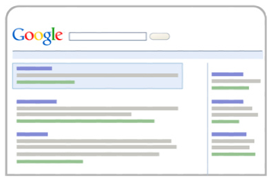 référencement google et résultats de recherche