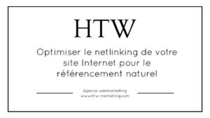 Optimiser le netlinking de votre site Internet pour le référencement naturel